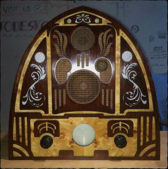 Anachronistisch Audio: Der Dom-Radio
