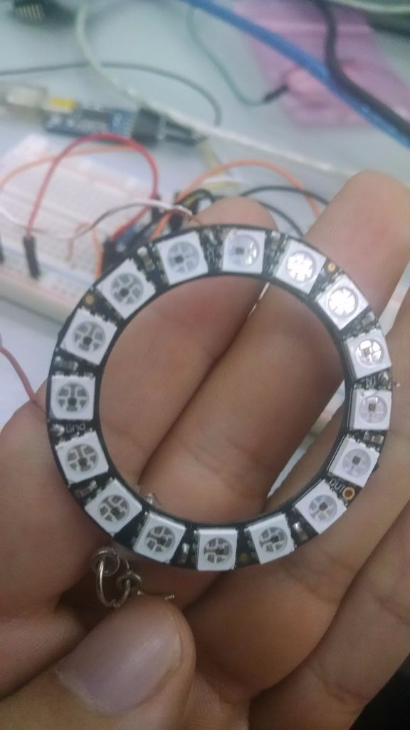 ESP8266 mit Neopixeles