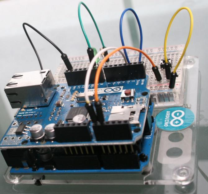 Internet Devices für Home Automation